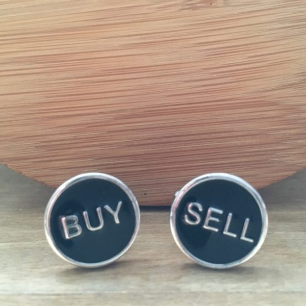Manžetové gombíky M0074 Sell_Buy