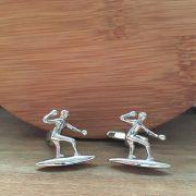 Manžetové gombíky M0200 Surfer