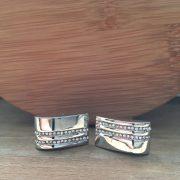 Manžetové gombíky M0229 Kamienky 3