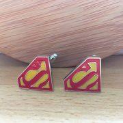 Manžetové gombíky M0555 Superman 3