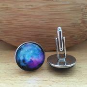 Manžetové gombíky M0013 Obloha 4