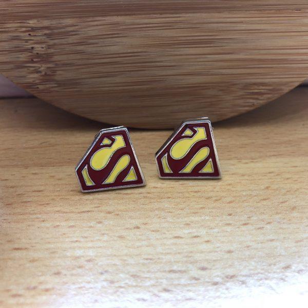 Manžetové gombíky Superman M01106