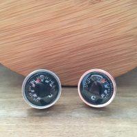 Manžetové gombíky M0009 Teplomer 2