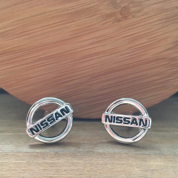 Manžetové gombíky M0286 Nissan