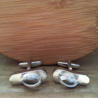 Manžetové gombíky M0311 Plážové žabky