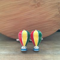 Manžetové gombíky M0509 Balón