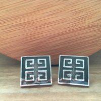 Manžetové gombíky M0534 Retro elegancia
