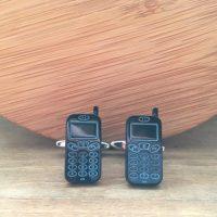 Manžetové gombíky M0549 Retro mobil