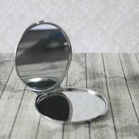 zrkadielko s monogramom