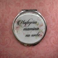 zrkadlo najlepšia mamina
