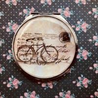 zrkadielko bicykel