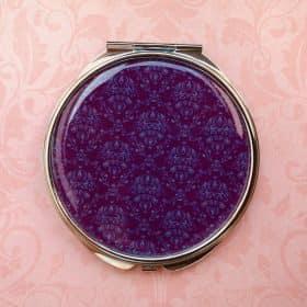 zrkadielko violet blue