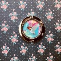 držiak na kabelku kolibrik