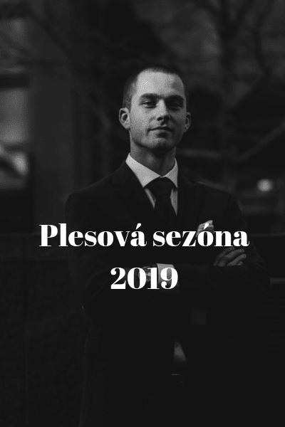 Plesová sezóna 2019